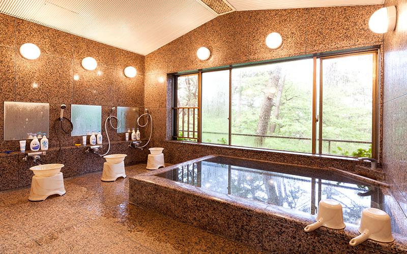 浴室(展望風呂)