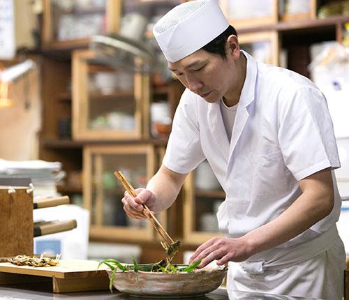 山口楼は、茨城県水戸市を中心に、大洗などにも展開している日本料理の老舗でございます。