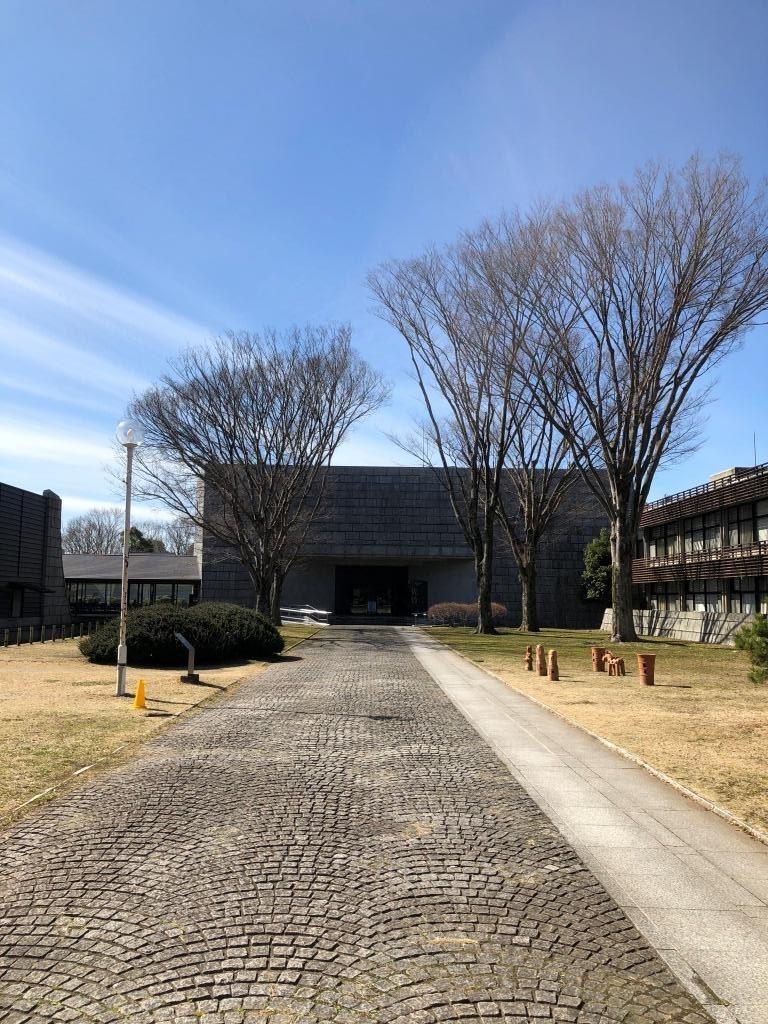 偕楽園だけではありません、、、茨城県立歴史館。
